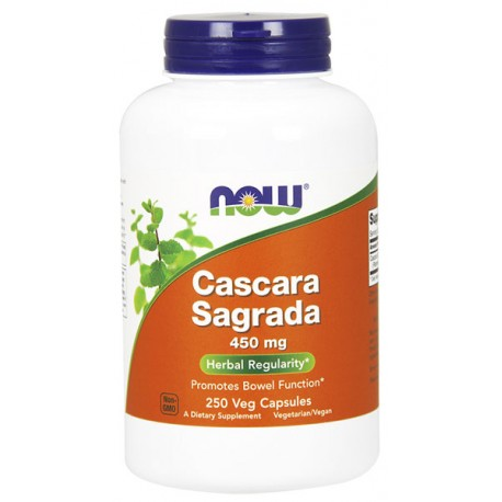 Cascara Sagrada 250kap