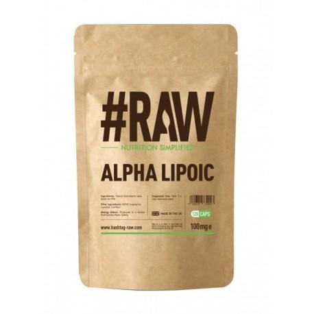 Kwas alfa liponowy ALA 100mg 120 kapsułek wegetariańskich
