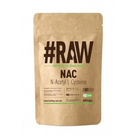 NAC N-acetyl L-cysteina 600mg 120 kapsułek wegetariańskich