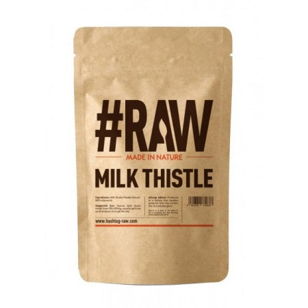 RAW Milk Thistle 50g