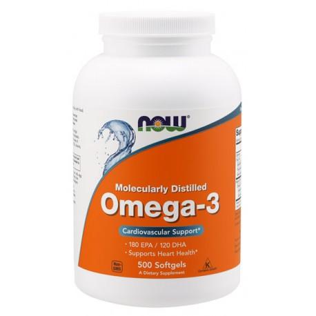 Omega 3 EPA DHA 500kap