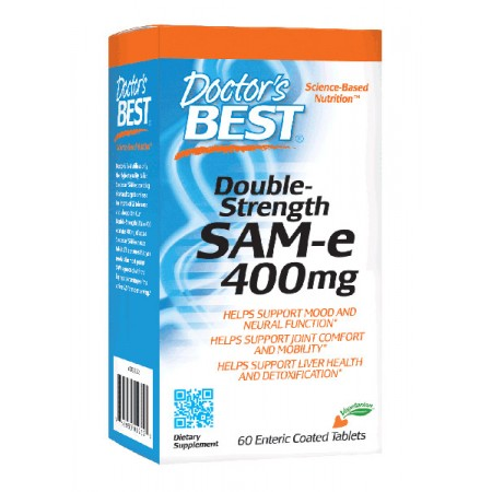 DOCTOR'S BEST SAM-e 400mg 60tab
