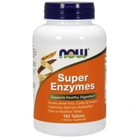 Super Enzymes 180 tabletek