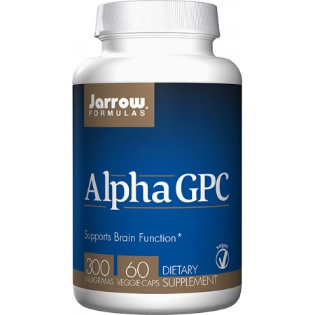 JARROW Alpha GPC 300mg 60kap