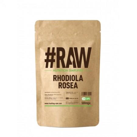 RAW Rhodiola Rosea (Różeniec górski) 120kap wege