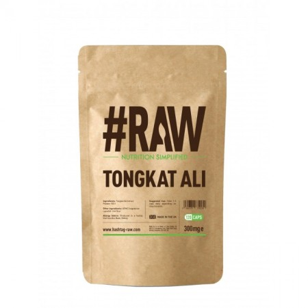 RAW Tongkat Ali 120kap wege