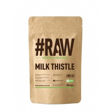 RAW Milk Thistle 120kap wege