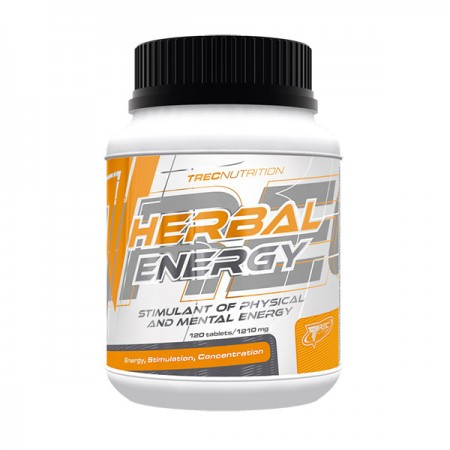 TREC Herbal Energy 120kap