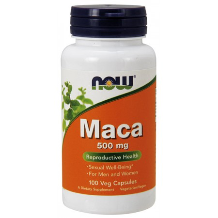 NOW Maca 100kap wege