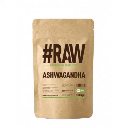 RAW Ashwagandha 120kap wege