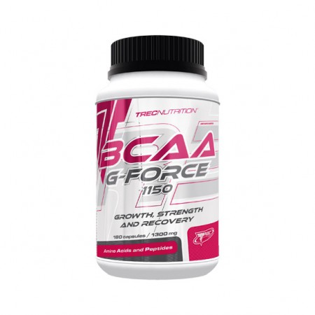 TREC BCAA G-FORCE 1150 180kap